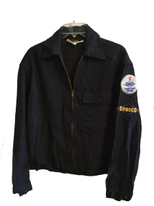 dads sunoco jacket