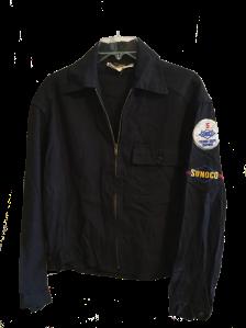 dads sunoco jacket
