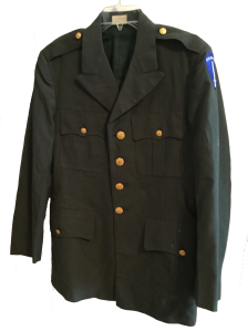 herby crosby first dress jacket