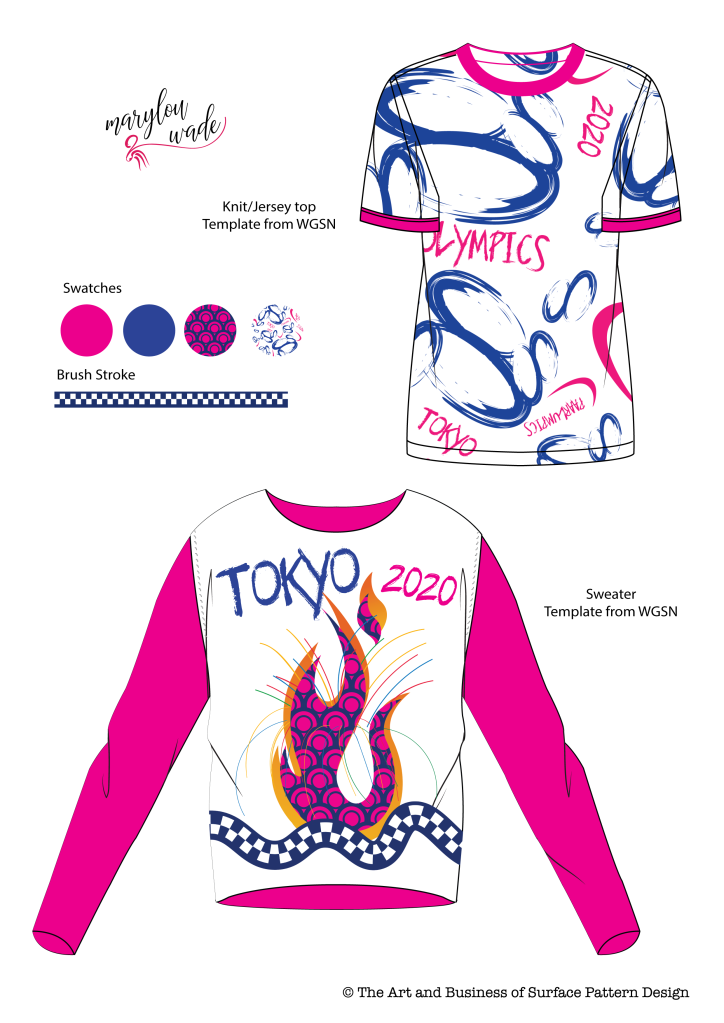 2.6 olympic t-shirt design