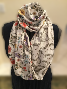 infinity scarf cream web