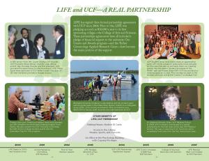 life 25 program centerfold