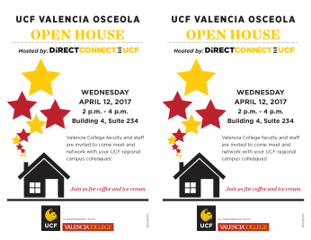 valencia open house